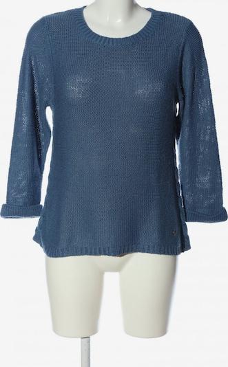 17&co. Rundhalspullover in M in blau, Produktansicht