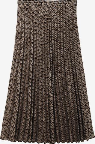 MANGO Skirt 'QUANTI' in Black