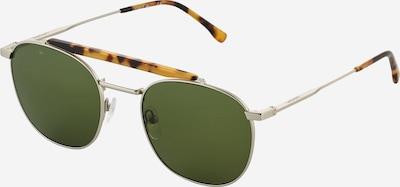 LACOSTE Sonnenbrille 'L241S' in grün / silber, Produktansicht