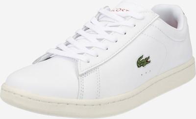 LACOSTE Sneaker 'CARNABY' in weiß, Produktansicht