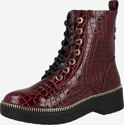 River Island Ankle Boots in rot, Produktansicht