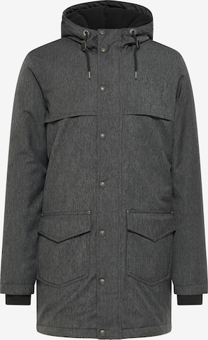 Parka d'hiver DreiMaster Vintage en noir
