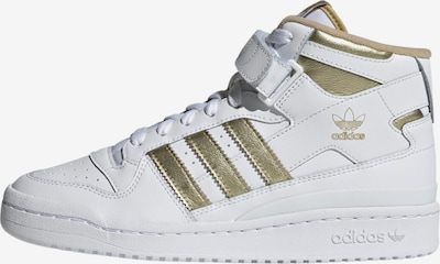 ADIDAS ORIGINALS Nízke tenisky - zlatá / biela, Produkt