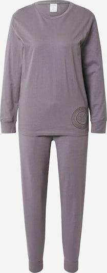 Pijama Calvin Klein Underwear pe mov deschis, Vizualizare produs