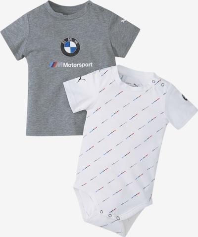 PUMA Set 'BMW Motorsport' in blau / grau / weiß, Produktansicht