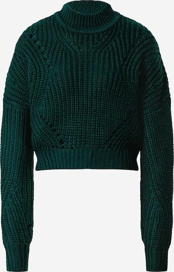 Hailys Pulover 'Emma'   temno zelena barva, Prikaz izdelka