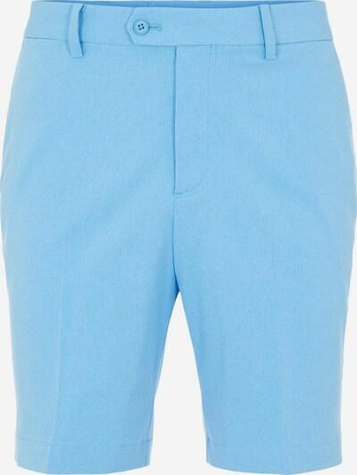 J.Lindeberg Sportbroek 'Vent Tight' in de kleur Hemelsblauw, Productweergave