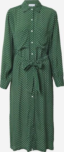 Bizance Paris Košulja haljina 'CLORIS' u zelena / bijela, Pregled proizvoda