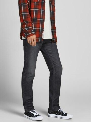 JACK & JONES Jeans in Grau