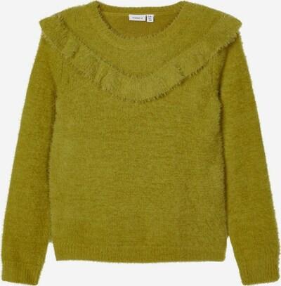 NAME IT Pullover in grün, Produktansicht