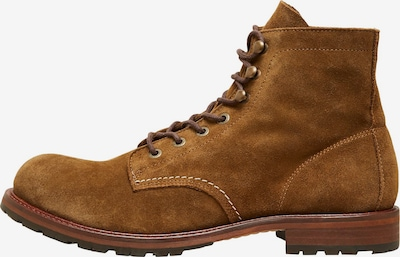 SELECTED HOMME Boots 'Roma' in cognac, Produktansicht