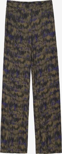 Scalpers Hose 'Susu' in blau / khaki / schwarz, Produktansicht