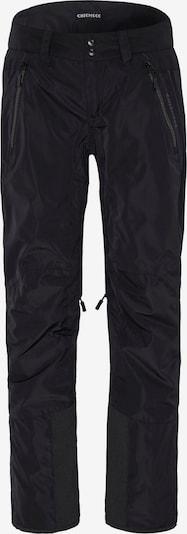 CHIEMSEE Spodnie outdoor 'Taos' w kolorze szary / czarny / białym, Podgląd produktu