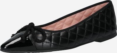 Balerini 'TYRA' PRETTY BALLERINAS pe negru, Vizualizare produs