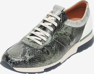 Van Lier Sneaker 'Positano ' in grün / weiß, Produktansicht