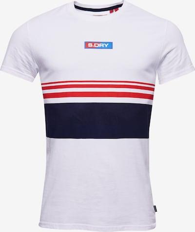 Superdry Shirt in de kleur Wit: Vooraanzicht