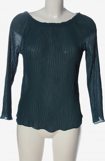 NEW COLLECTION Carmen-Bluse in S in blau, Produktansicht