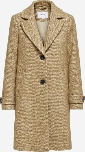 ONLY Manteau mi-saison en beige / blanc, Vue avec produit