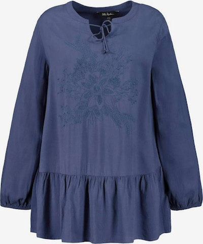 Ulla Popken Tunique en bleu, Vue avec produit