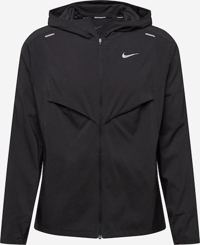 NIKE Sportska jakna u crna, Pregled proizvoda