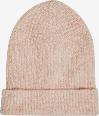 OBJECT Mütze 'Pascalia' in beigemeliert, Produktansicht
