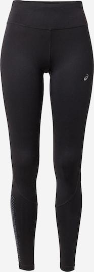 ASICS Pantalon de sport en gris / noir, Vue avec produit