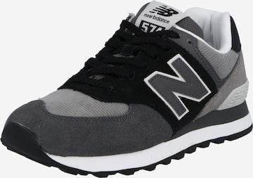 new balance Platform trainers in Black