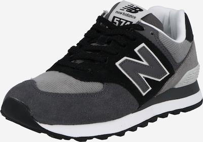 new balance Sneakers in Grey / Dark grey / Black, Item view