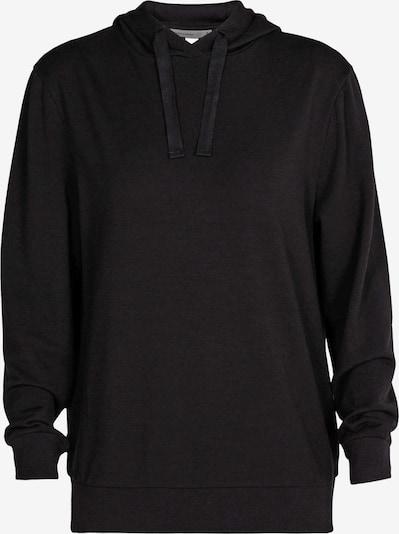 ICEBREAKER Sweatshirt in schwarz, Produktansicht
