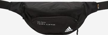 ADIDAS PERFORMANCE Sportsrompetaske i svart
