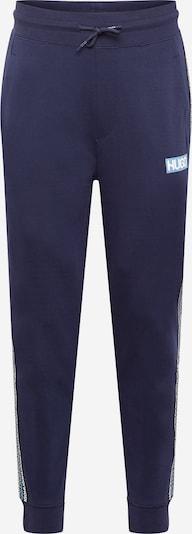 HUGO Nohavice 'Donburi' - námornícka modrá / dymovo modrá / biela, Produkt