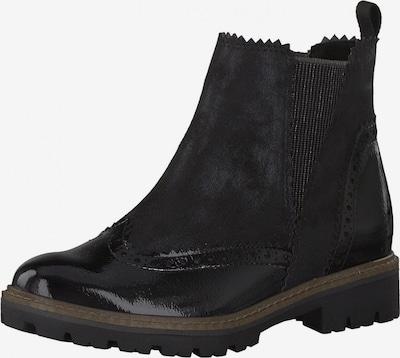 MARCO TOZZI Chelsea Boot in schwarz, Produktansicht