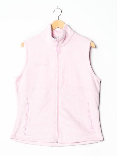 COLUMBIA Weste in L-XL in rosé, Produktansicht