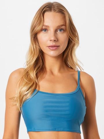 mėlyna AERIE Bikinio viršutinė dalis