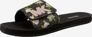 MICHAEL Michael Kors Beach & Pool Shoes in Black