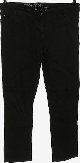 COOLCODE High Waist Jeans in 30-31 in schwarz, Produktansicht