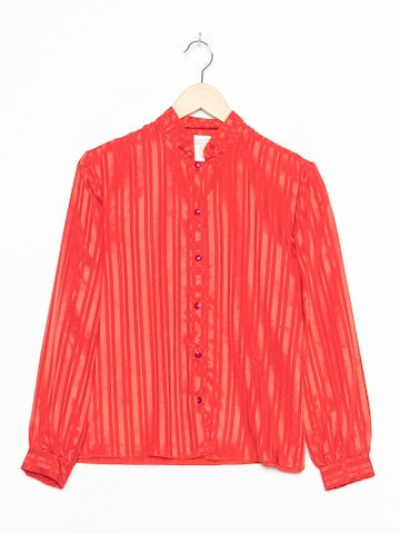 CLOCKHOUSE Bluse in M in Rot