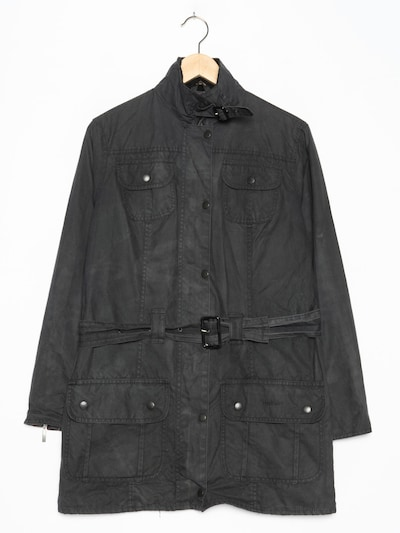 Barbour Mantel in L-XL in schwarz, Produktansicht