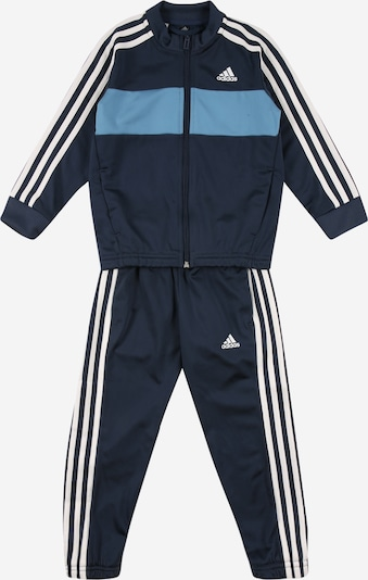 ADIDAS PERFORMANCE Tracksuit 'Tibeiro' in light blue / dark blue / white, Item view