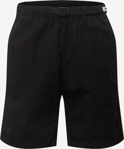 Carhartt WIP Shorts 'Clover' in schwarz, Produktansicht