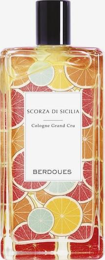 Berdoues Scorza Di Sicilia Eau de Cologne in gelb / rot, Produktansicht