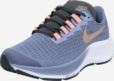 NIKE Sportske cipele 'Air Zoom Pegasus 37' u indigo / bronca, Pregled proizvoda
