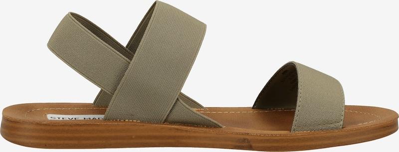 STEVE MADDEN Sandaal in Olijfgroen wc2U08X2