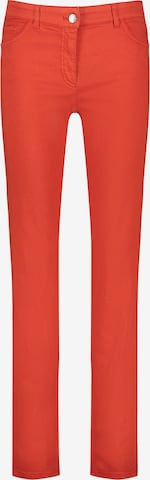 GERRY WEBER Jeans in Rot