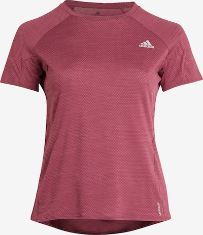 ADIDAS PERFORMANCE Performance Shirt in Red / White, Item view