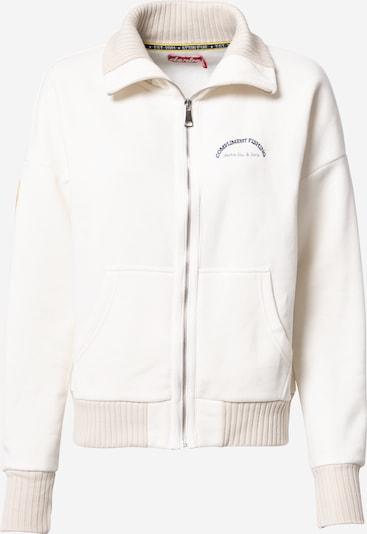Džemperis 'Compliment' iš Derbe, spalva – smėlio spalva / tamsiai mėlyna, Prekių apžvalga