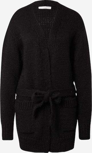 Guido Maria Kretschmer Collection Strickjacke 'Mariam' in schwarz, Produktansicht