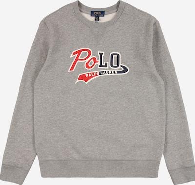 POLO RALPH LAUREN Sweatshirt in graumeliert / mischfarben, Produktansicht