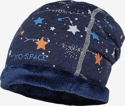 MAXIMO Gorra 'Mxo Space' en navy, Vista del producto