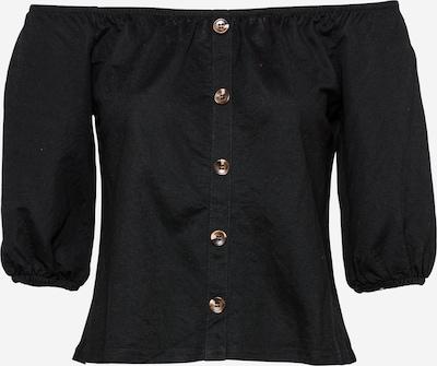 ABOUT YOU Bluse 'Gisa' in schwarz, Produktansicht